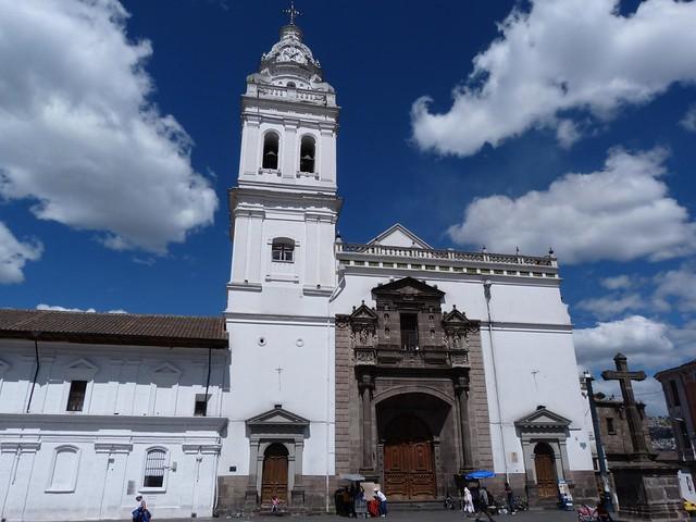 Iglesia de Santo Domingo (Quito, Ecuador)