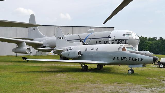 North American CT-39A Sabreliner