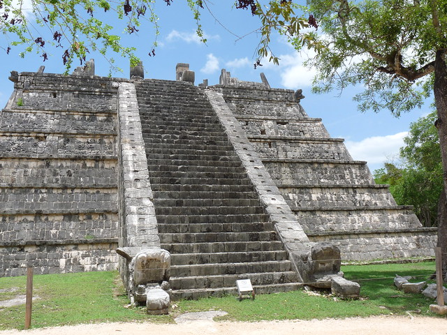 Chichen Itza desde Riviera Maya