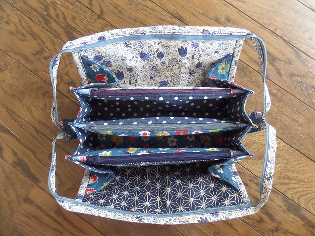 Patchwork Sew Together Bag