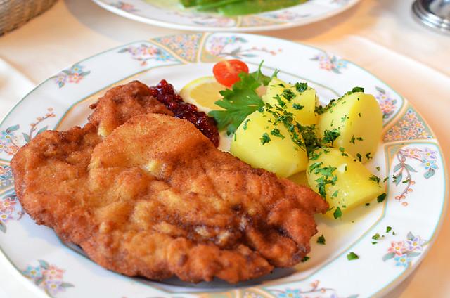 Schnitzel, Austria