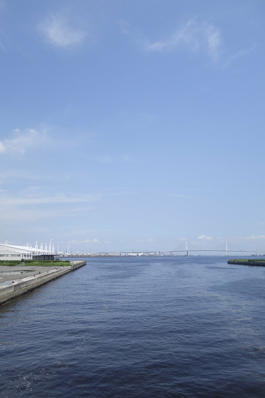 品川~横浜ツーリング