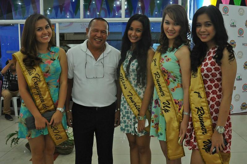 CDO Mayor Oscar Moreno