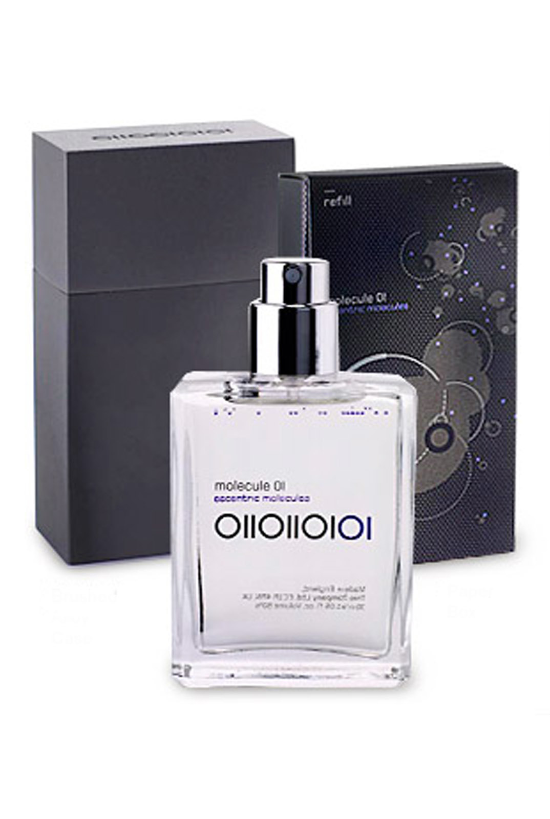 """Molecule 01"" Eau de Toilette Travel Spray"