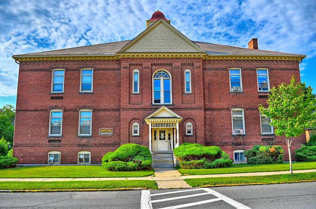 Hoosac Street School Adams MA