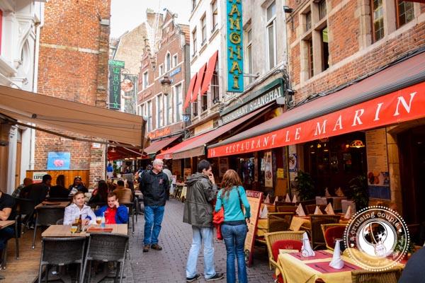 Rue de Boudheus Brussels