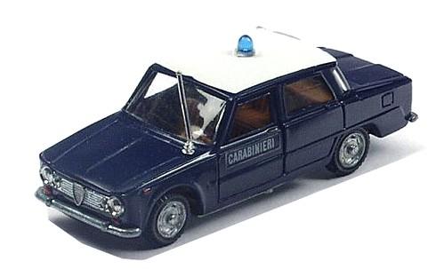 Mebetoys Alfa Romeo Giulia Carabinieri