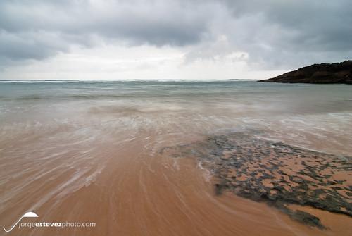 Playa de Cuberris, Ajo (Bareyo, Cantabria)