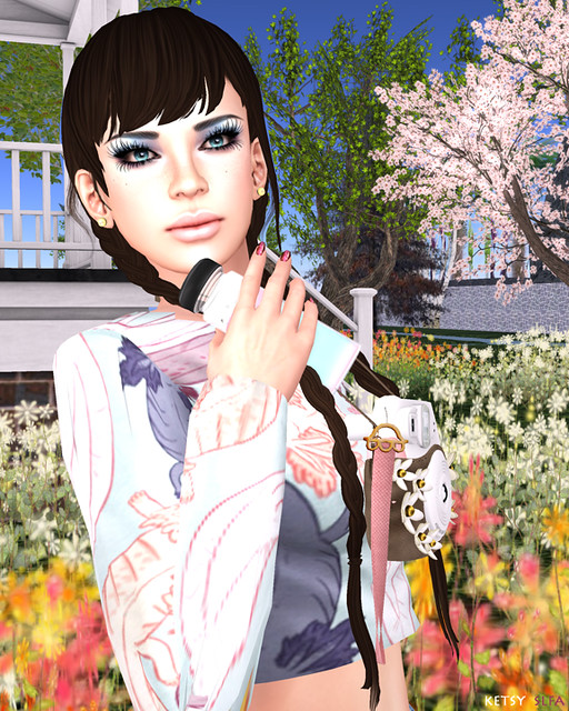 Hair Fair - The Constant Gardener (New Post @ Second Life Fashion Addict)