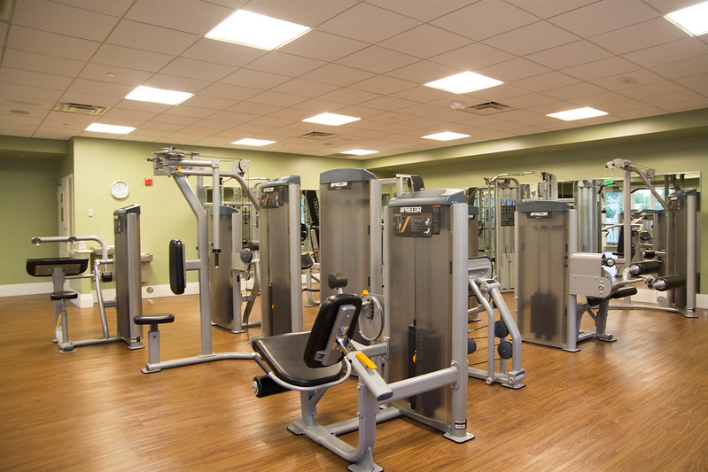 Grand Floridian Fitness Center
