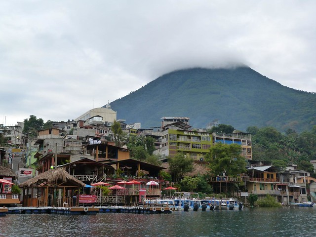 San Pedro La Laguna (Lago Atitlán, Guatemala)