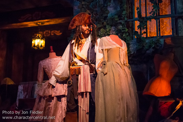 Tokyo May 2014 - Riding Pirates of the Caribbean