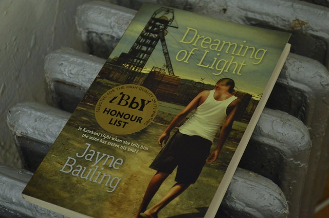 Dreaming of Light by Jayne Bauling