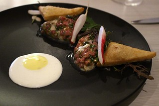 Steak Oyster Tartare