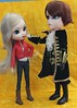 Emma Swan and Captain Hook