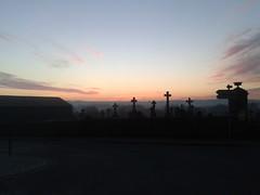 Iffendic - Coucher du soleil sur la commune d'Iffendic - Photo of Muel