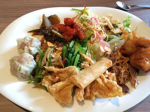 China Four Seasons Roppongi の食べ放題ランチ