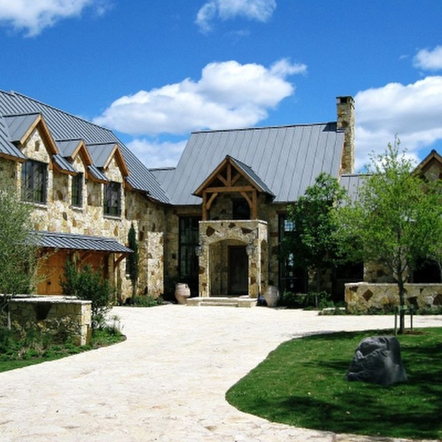 Texas Regional landscaping design