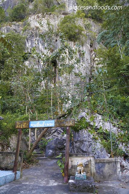 phatthalung phra khao chaison temple