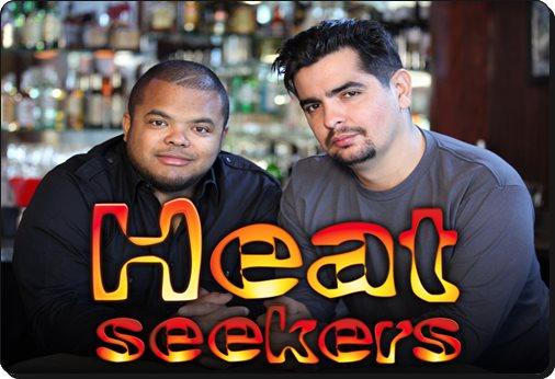 Heat Seekers ! Makan Yang Pedas-Pedas !