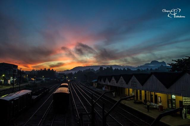 Rambukkana Railway Station