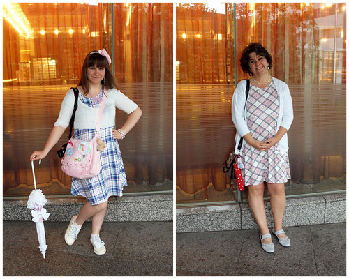 Outfits for a Shopping Day