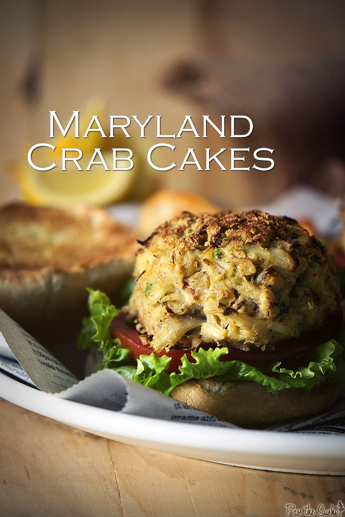 Authentic Maryland Crab Cakes Recipe \\ GirlCarnivore.com