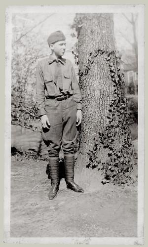 WW one uniform