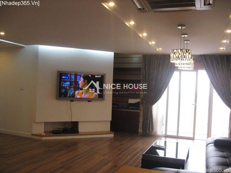 Thiết kế nội thất chung cư M5 - Hà Nội_18