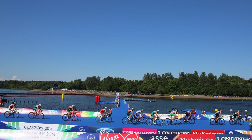 Men's Triathlon - Glasgow 2014 Commonwealth Games