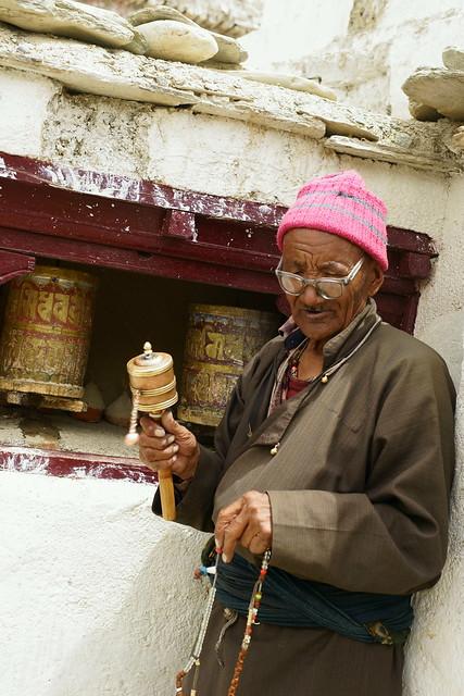 Lamayuru Gompa. Ladakh, 08 Aug 2014. 388