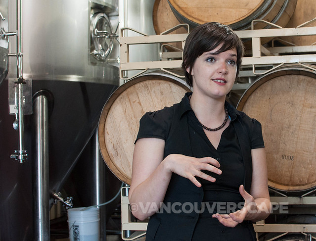 Bomber Brewing's Heather Ohlin