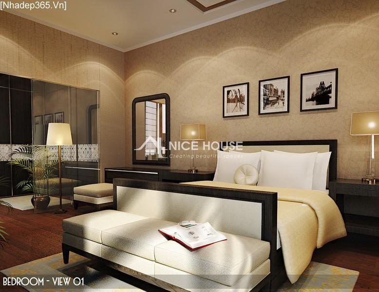 Thiết kế nội thất căn hộ Hàng Trống - Hà Nội_07