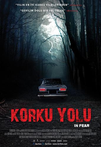 Korku Yolu - In Fear (2014)