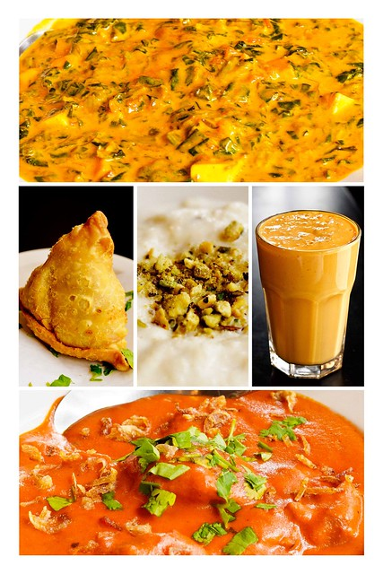 Masala Indian & Mediterranean Collage