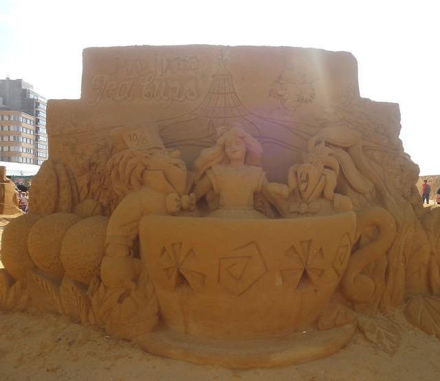 Sculpures sur sable Disney - News Touquet p.1 ! 14770269659_1db87fd55a_z