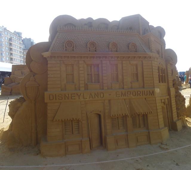 Sculpures sur sable Disney - News Touquet p.1 ! 14770286109_7e62a161f3_z