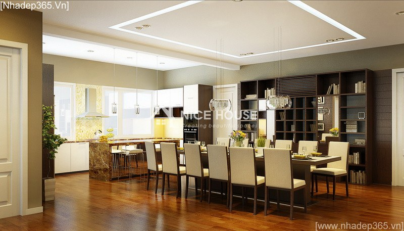 Thiết kế nội thất chung cư Linh Đàm - Chị Giang_03