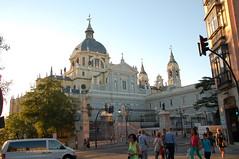 Madrid, Catedral de Santa María la Real de la Almudena