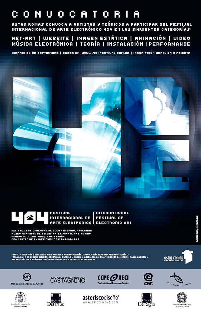 404 FESTIVAL 2004 - ROSARIO, ARGENTINA