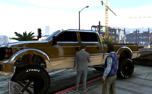 GTA 5 Modded Car