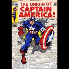#CaptainAmerica cover gallery, today at www.LongboxGraveyard.com. #comicbooks