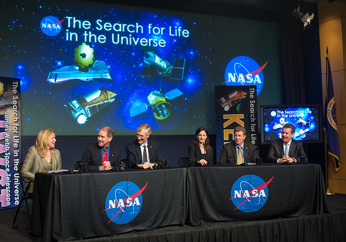 The Search for Life Beyond Earth