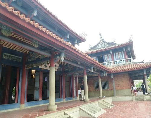 Taiwan-Tainan-Tour Chihkan (16)