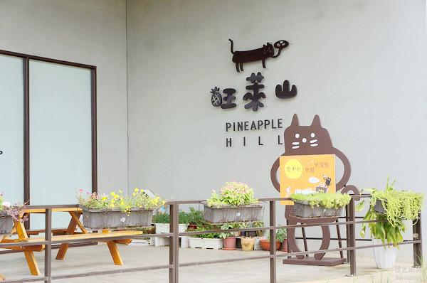▋嘉義旅遊▋旺萊山~一顆鳳梨只做四塊高品質的土鳳梨酥