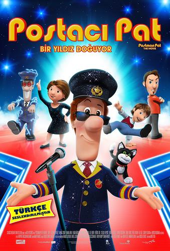 Postacı Pat: Bir Yıldız Doğuyor - Postman Pat: The Movie