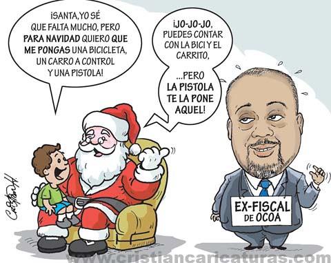 Ex Fiscal de Ocoa