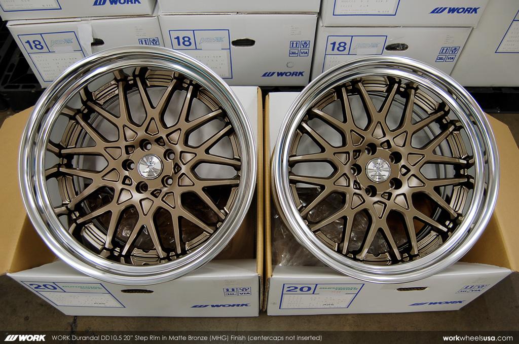 Rays Auto Sales >> WORK Wheels Custom Color Guide – RavSpec, Inc.