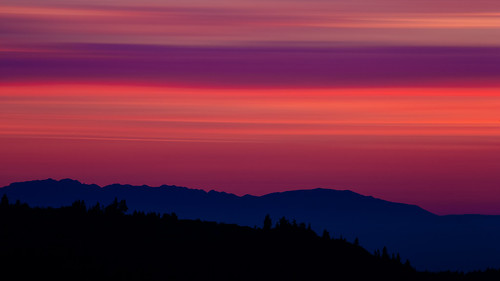 longexposure sunset sky mountains nature silhouette clouds canon landscape scenery cloudy scenic porch pacificnorthwest washingtonstate neutraldensityfilter canonef100400mmf4556lisusm bwnd1000x canoneos5dmarkiii johnwestrock