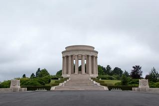 Le monument de la Butte de Montsec